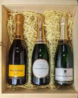 Champagne Lovers Box  #19C7 image