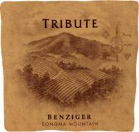 2014 Benziger Tribute Sonoma Mountain image