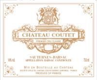 1988 Chateau Coutet Barsac image