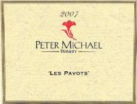 2012 Peter Michael Les Pavots Knights Valley image