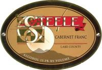 2016 Steele Cabernet Franc Lake County image
