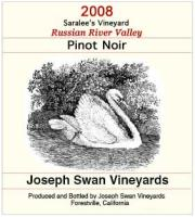 2014 Joseph Swan Pinot Noir Saralee Russian River Valley image