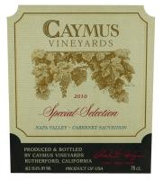 2014 Caymus Special Selection Cabernet Sauvignon Napa Magnum image