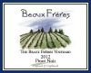 2013 Beaux Freres The Beaux Freres Vineyard Pinot Noir Oregon - click image for full description