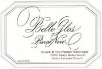2014 Belle Glos Pinot Noir Clark and Telephone Santa Maria image