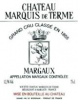 2010 Chateau Marquis De Terme Margaux - click image for full description