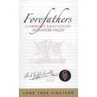 2016 Forefathers by Goldschmidt Lone Tree Vineyard Alexander Valley image