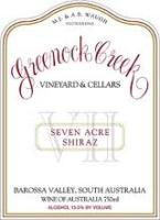 1998 Greenock Creek Shiraz Roennfeldt Reserve image
