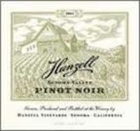 2015 Hanzell Estate Pinot Noir Sonoma image