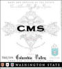 2014 Hedges CMS Red Blend - click image for full description
