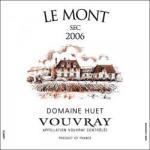2014 Huet Vouvray Le Mont Demi Sec - click for full details