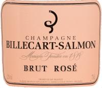 NV Billecart Salmon Rose Brut Champagne image