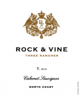 2012 Rock & Vine Cabernet Sauvignon North Coast image