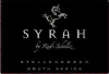 2010 Rudi Schultz Syrah Stellenbosch - click image for full description