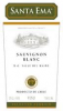 2014 Santa Ema Amplus Sauvignon Blanc Leyda Valley Chile - click image for full description