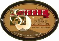 2017 Steele Cabernet Sauvignon Red Hills Lake County image