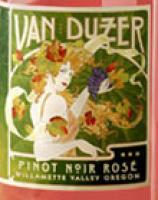2015 Van Duzer Pinot Noir Rose Willamette Valley image