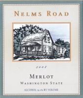 2013 Woodward Canyon Nelms Road Cabernet Sauvignon image