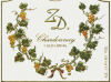 2017 ZD 45th Anniversary Chardonnay California - click image for full description