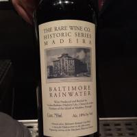 Rare Wine Co. Historic Series Baltimore Rainwater Madeira image