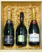 Champagne Lovers Box  #18C7 image