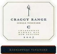 2012 Craggy Range Chardonnay Kidnappers Vineyard Hawkes Bay image