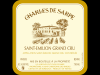 2004 Chateau Clos De Sarpe Saint Emilion - click image for full description