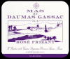 2018 Mas De Daumas Gassac Rose Frizant - click image for full description