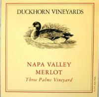 2014 Duckhorn Vineyards Three Palms Vineyard Merlot image