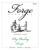 2017 Forge Cellars Dry Riesling Seneca Lake New York - click image for full description