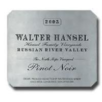 2017 Walter Hansel Pinot Noir South Slope Russian River image