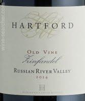 2016 Hartford Winery Old Vine Zinfandel Russian River Valley image