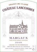 2010 Chateau Lascombes Margaux image