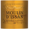 2015 Chateau Moulin D'Issan Bordeaux Superior - click image for full description
