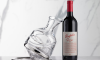 2012 Penfolds Grange with St Louis decanter - click image for full description