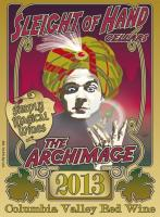 2013 Sleight of Hand Archimage Red Blend Magnum image