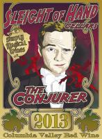 2017 Sleight of Hand Conjurer Red Blend image