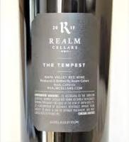 2013 Realm Cellars The Tempest Proprietary Red Napa image