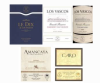 Virtual Tasting 5 Pack for Caro and Los Vascos Wineries - click image for full description